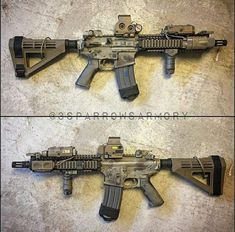 Tactical Rifles, Tactical Survival, Firearms, Shotguns, Military Weapons, Weapons Guns, Guns And Ammo, M4 Airsoft, Ar15 Pistol