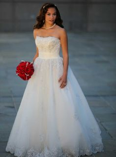 Princess gown... Yes please!