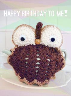 1000+ images about Crochet tea cozy on Pinterest Tea ...