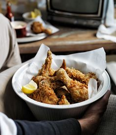 Fried chicken recipe | Gourmet Traveller recipe - Gourmet Traveller