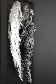Richard Stainthorp - Wire sculptures
