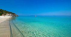 Sani Beach Halkidiki, near Thessaloniki, Hellas
