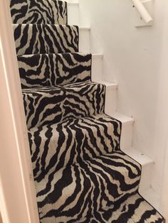 1000 Images About Animal Print Stair Runners On Pinterest