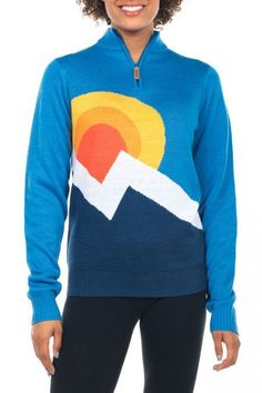 Women's Sunrise Shred Sweater