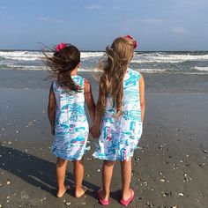 Lilly Pulitzer Little Lilly Shift Dress, via sweetsouthernprep