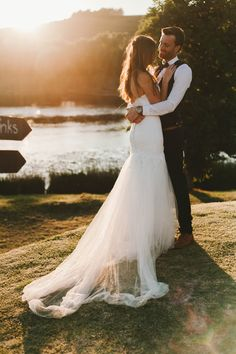 Cozy Rustic Wedding by Claire Thomson | SouthBound Bride