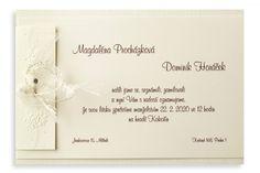 Svatební oznámení - S 136