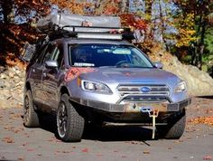 Lifted Subaru Outback