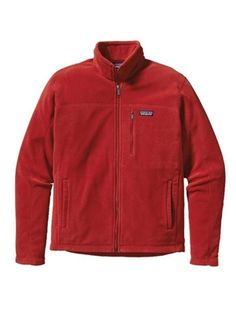 Patagonia Men's Micro D Jacket cocineal red