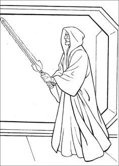 coloriage dessins dessins imprimer et la couleur en ligne star wars 38
