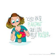 #crayondhumeur #crayon #humeur #mathou #bd #dessin #illustration #plante #jardinage