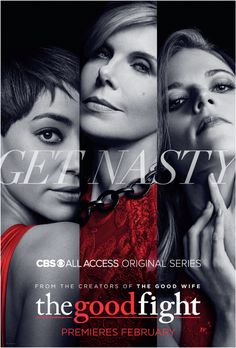 """The first footage for """"The Good Wife"""" spinoff, """"The Good Fight,"""" is finally here. Two months ahead of its February premiere, CBS released a teaser video for the hotly antici…"""