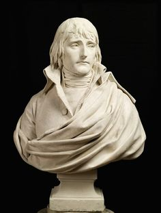 Charles Louis Corbet (1758-1808) - Portrait Bust of General Napoleon Bonaparte…