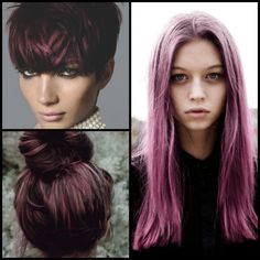 Spring Hair Color Inspiration & Formulation: Wild Thistle...think I'm gonna do it