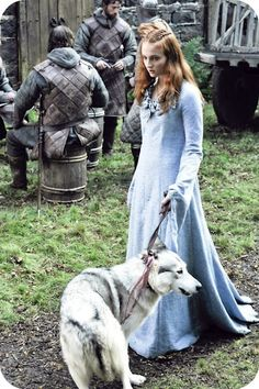 Sansa and Lady