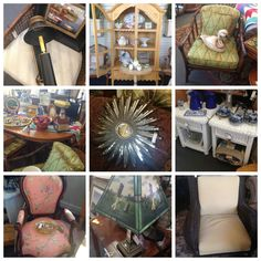 Spring is here!  We have wicker and items for the garden as well as home decor. www.shopthecourtyard.com