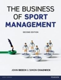 The Business of Sports Management
