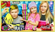 ЭПИК  ЖЕЛЕ ТРУБОЧКИ ➕ ЖЕЛЕЙНАЯ РУКА ГОМУНКУЛА ➕  ЖЕЛЕ LEGO Giant Gummy...