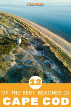 With more than 130 beaches, it's no wonder Cape Cod has some of the world's best beaches! Here are the best Cape Cod beaches to explore.   TravelDudes #CapeCod #Beaches   Cape Cod Travel Guide   Cape Cod Things to Do   things to do in massachusetts   massachusetts travel   massachusetts beaches Cape Cod Hotels, Cape Cod Beaches, Coast Guard Beach, Cape Cod Bay, Bucket List Life, Hidden Beach, Beach Town, Island Beach, Beach Cottages