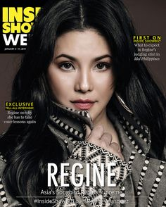 The Asia's Songbird, Regine Velasquez-Alcasid, continues to soar high as she takes on new challenges in her incredible career. The Voice, Two By Two, Interview, Idol, Challenges, The Incredibles, Couple Photos, Couples, Couple Shots