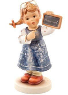 MI Hummel Teaching Time Hummel Figurine 2349