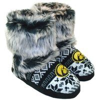 Iowa Hawkeyes Women's Knit Bootie I WANT THESE!
