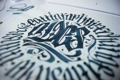 Calligraphy collection: part one. by Pokras Lampas