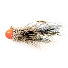 Muddler Jig Originally the Muddler Jig was brought to the market in 1971, then discontinued due to the lack of experienced fly tiers, in 1980. During its first lifespan the Muddler Jig proved deadly on smallmouth bass, walleye, salmon and all trout species. Nothing better attracts gamefish than deerhair, feathers and squirrel tail.