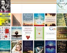 20 Books for Fall 2014 - Midlife Boulevard
