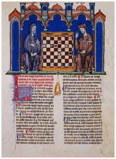 Alfonso X Book of Games. 50f