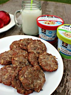 Quick and easy recipe for Apple Cinnamon Breakfast Sausage. It's time to change up your breakfast routine.