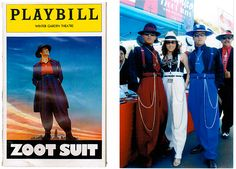 Zoot Suit the movie / Zoot Suits