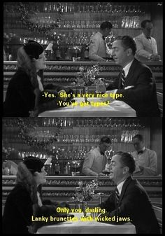 Myrna Loy and William Powell - The Thin Man (1934)