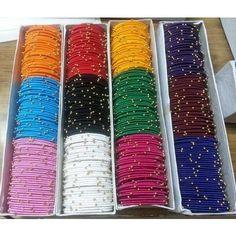 Silk Thread Bangles Design, Silk Bangles, Bridal Bangles, Silk Thread Earrings Designs, Indian Bangles, Indian Jewelry Earrings, Indian Jewelry Sets, Jewelry Design Earrings, Jewelery