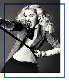 """Madonna Feminism Interview - Rebel Heart Release 