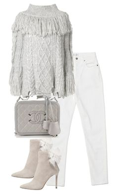 """""""Untitled #4845"""" by theeuropeancloset on Polyvore featuring Philosophy di Lorenzo Serafini and Chanel"""