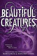 Beautiful Creatures by Kami Garcia and Margaret Stohl: Lena Duchannes is unlike anyone the small Southern town of Gatlin has ever seen, and she's struggling to conceal her power, and a curse that has haunted her family for generations. But even within the overgrown gardens, murky swamps and crumbling graveyards of the forgotten...