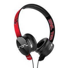 SCHOOL PRIDE! Sol Republic Collegiate Headphones, $130.