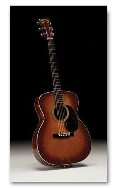 1931 Martin OM-28 Vintage Flat Top Acoustic Guitar
