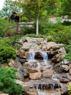 Water Features Can Help Turn Your Landscape Into Something Special Providing A Focal Point And