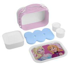 Family Forever Disney's Frozen Lunch Box