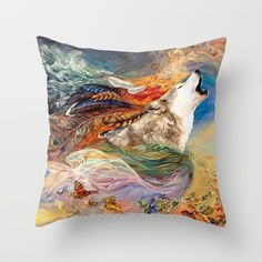The spirit Wolf Abstract THROW PILLOW CASE@pointsalestore #society6 #PillowCover #CostumPillow #Cushion #CushionCase #PersonalizedPillow #digital #oil #watercolor #streetart #abstract #badwolf #danceswithwolf #kevincostner #artpaintings #vangogh #starrynight #animal #whitewolf #feather #butterfly #fox #indian #native #dreamcatchers #pattern