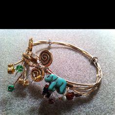St. Evie's Guitar String Bracelet