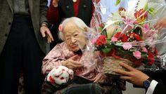 IMPREISONANTE. Cumplió años la mujer más anciana del mundo con 117 años [NOTA] [FOTOS] - DeTodo Mucho Viral