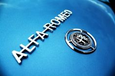 There is no doubt, Alfa Romeo badges are very cool