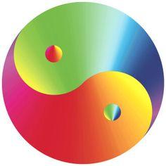 Yin and Yang Hamsa, Feng Shui, Ying Yang Sign, Yin Yang Art, Tarot, Chinese Philosophy, Yin Yang Tattoos, Paint Shop, Textile Patterns
