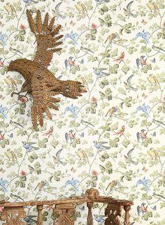 'Winter Birds' Cole & Son