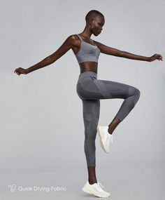 - Find more trends in women fashion at Oysho . Athletic Outfits, Athletic Wear, Lingerie, Leggings, Body Reference Poses, Sport Running, American, Poses References, Figure Poses