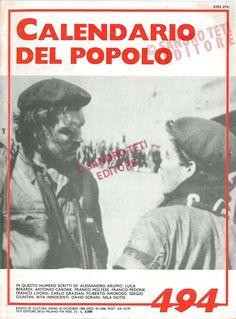 Il Calendario del Popolo n° 494, 1986