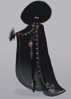 that hat has to be the most… Fashion : Description beep boop dnd oc concept time. that hat has to be the most impractical thing. Fantasy Character Design, Character Design Inspiration, Character Concept, Character Art, Wie Zeichnet Man Manga, Character Design References, Mode Vintage, Character Outfits, Creature Design